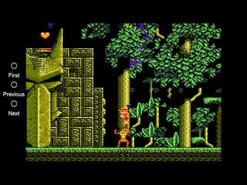OnG's blind play: Stanley and the search for Dr Livingstone: Part 8 (HD/HQ) (Nes)