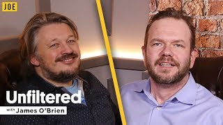 Richard Herring interview on comedy, Stewart Lee & stand-up | Unfiltered with James O'Brien #22