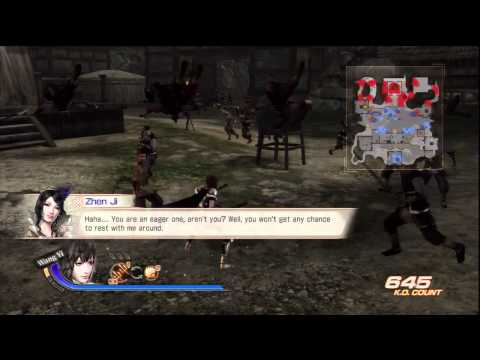 Dynasty Warriors 7 Xtreme Legends : Battle of Jieqiao (Normal) [HD]