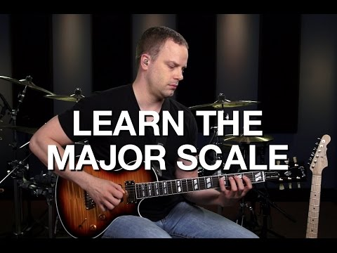 learn-the-major-scale-on-guitar---lead-guitar-lesson-#3