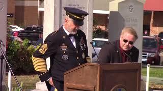 Coffee County 2017 Veteran's Day Program