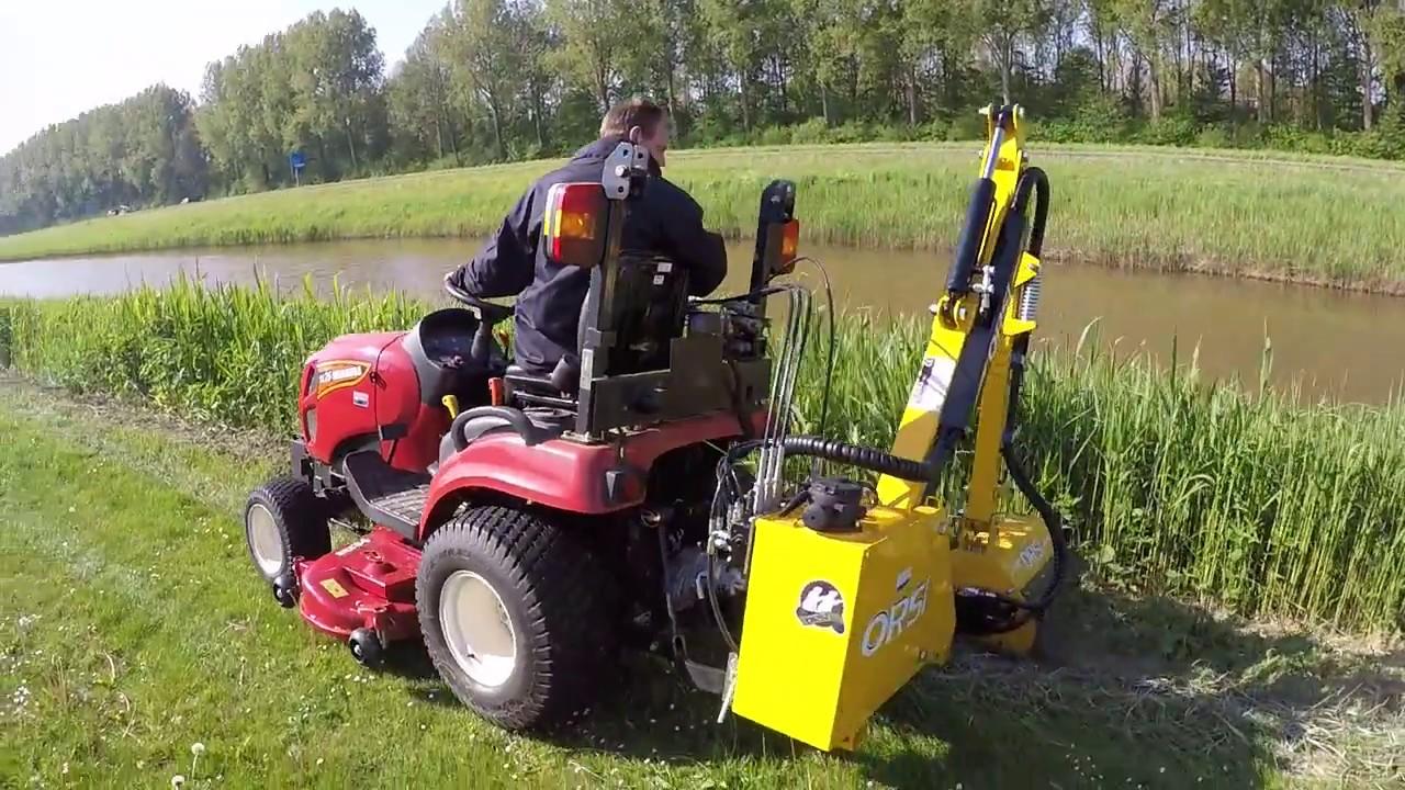 Welp VM Service • 's Lands Grootste in Kleine Tractoren RM-72