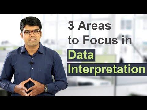 3 Areas to Focus in Data Interpretation | TalentSprint