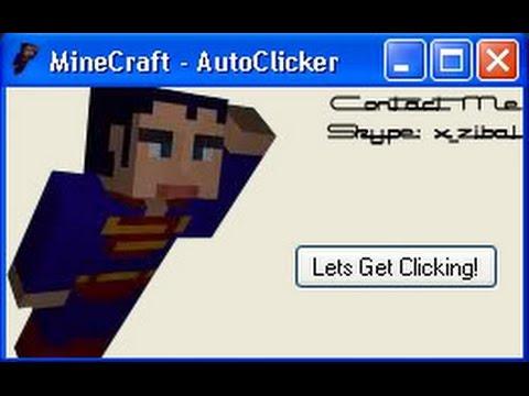 clicker automatique non installer minecraft