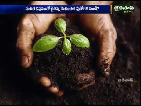సేంద్రీయ వ్యవసాయం | A Story Of Organic Farming | Jilla Rythangam | Jaikisan News