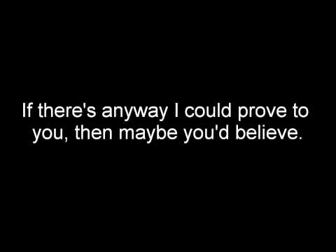 Fit For Rivals - Can't Live Without You (lyrics)