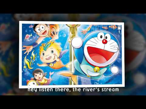 (Doraemon Theme Song) We are earth people - Mitsuko Horie
