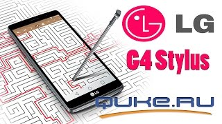 видео Обзор смартфона LG G4 Stylus Dual H540 Titan