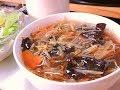 【今日の】「コクの一滴 芳醇 コク醬油」でサンマー麺【昼食】