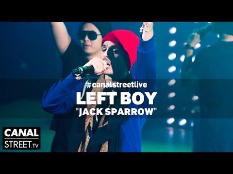 Left Boy - Jack Sparrow #canalstreetlive