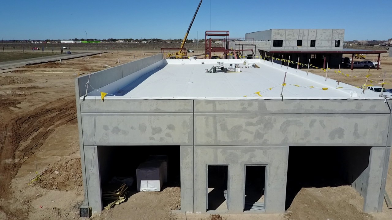 Sewell Ford Odessa Tx >> March Construction At Sewell Ford Lincoln In Odessa Tx