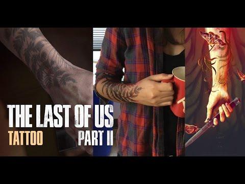 A TATUAGEM DE ELLIE - The Last Of Us Part II INSIDE (Drops)