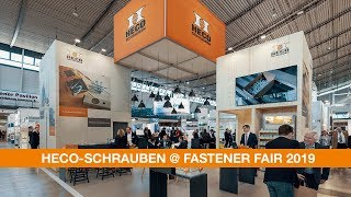 Fastener Fair 2019: Messe-Highlights von HECO