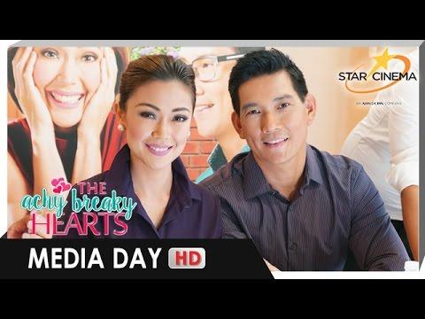 [FULL] Team Chinoy Media Day | 'The Achy Breaky Hearts' | Jodi Sta. Maria & Richard Yap