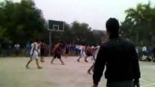 [C.kết bóng rổ nam 2011] Nguyễn Đức Cảnh - Chuyên Thái Bình [Part1]