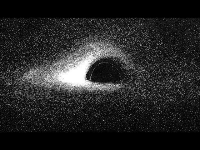 Mysterious Black Hole Has Been Discovered Making It's Way Through The Milky Way Galaxy