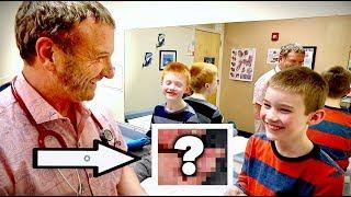 "2 ADORABLE SCOTTISH KIDS & 1 Infected ""Winkle"" (Balanitis) | Dr. Paul"