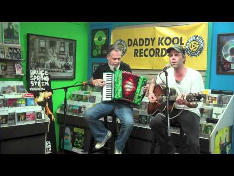 Lucero - When I Was Young acoustic in-store performance @ Daddy Kool Records 5/25/2012