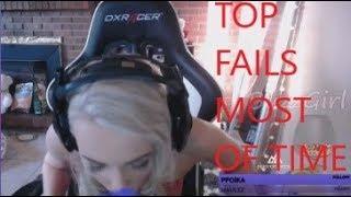 TOP FAILS GIRL, SEXY StPEACH, RAJJ FAIL, ITSNATASHAFFS BODY SHOW .. MORE