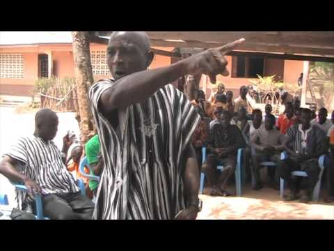 Okyeame Ben Atomey on Herakles Farms' land grabbing in Brewaniase