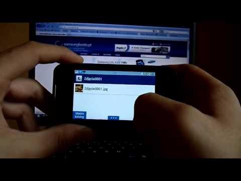 Wideoprezentacja Samsung Wave 533. samsungbadapl