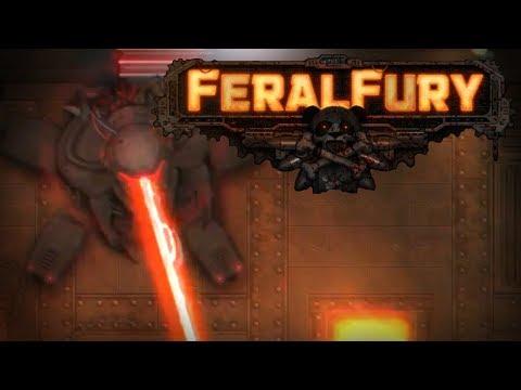 Feral Fury Ep12 - Green goop!