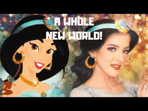 RAHASIA MAKEUP MUA HITS - ka petty kaligis menjadikan ku princess jasmine !