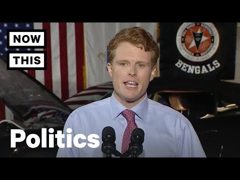 FULL SPEECH: Rep. Joe Kennedy's State of the Union response warns 'bullies' can't win