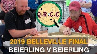 2019 Belleville Crokinole Final - Beierling v Beierling