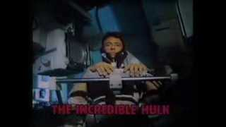 CBS promo The Incredible Hulk WJKW 1979