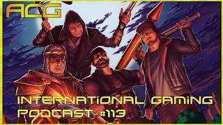 International Podcast #113 Post Videogame Award Show Thoughts, Nintendo Switch, EPIC Game Launcher