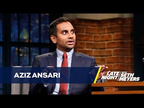 Aziz Ansari Shares His Brother's Top Islamophobic Encounters