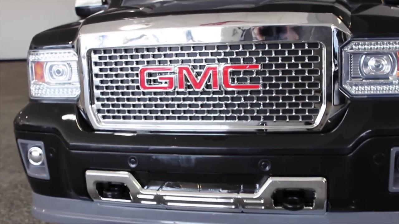 GMC Denali - RC TOY TRUCK