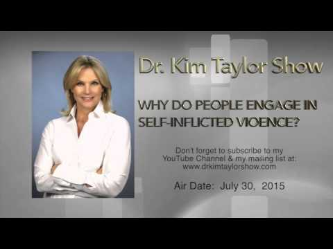 WHY DO PEOPLE ENGAGE IN SELF-INFLICTED VIOLENCE?