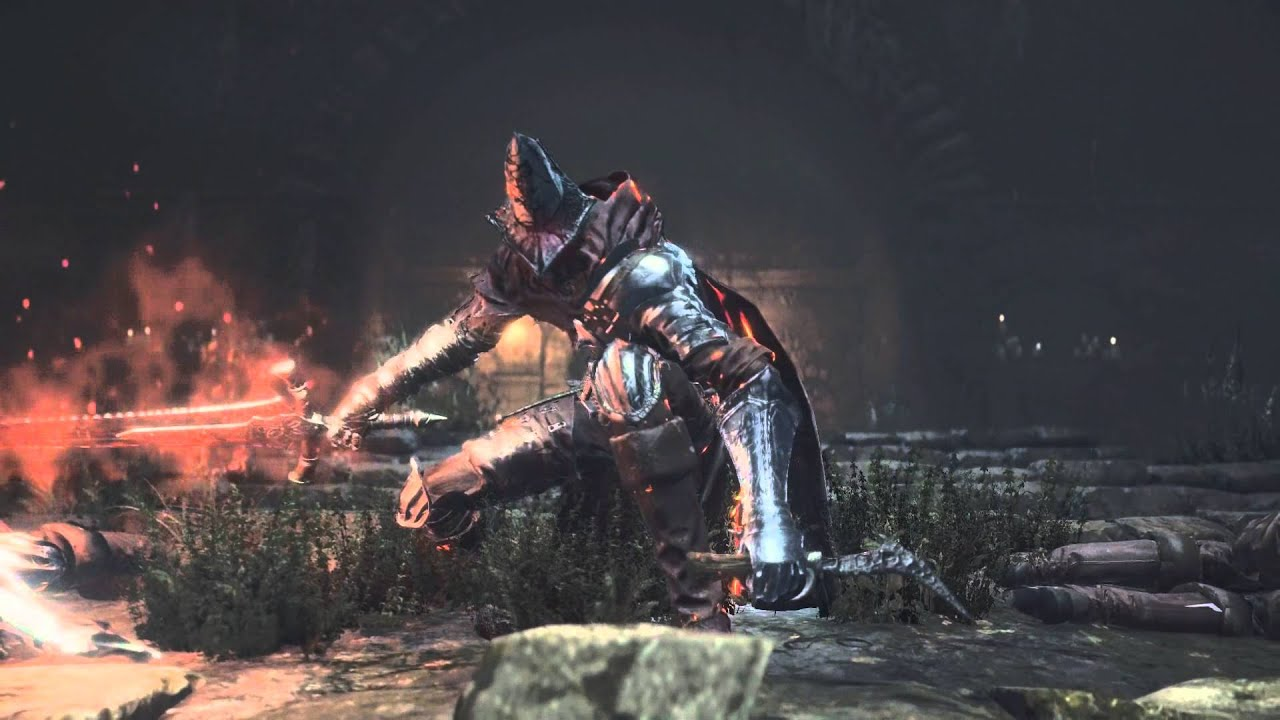 Dark souls 3 abyss watchers boss fight walkthrough - Watchers dark souls 3 ...