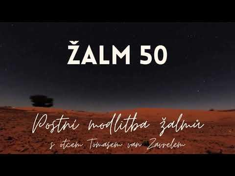 Žalm 50 - postní modlitba