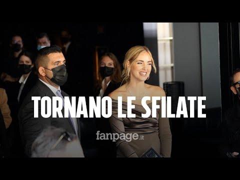 """Milano, da Chiara Ferragni al traffico in tilt è tornata la Fashion week: """"È come il Natale"""""""