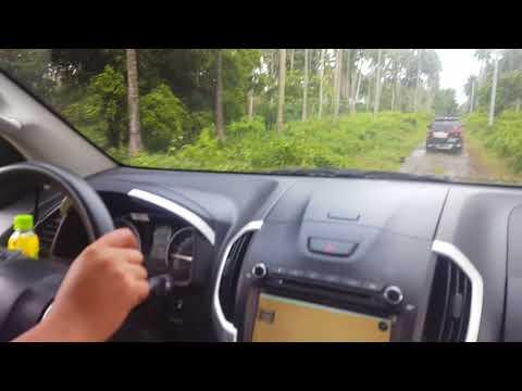 ISUZU MUX 3.0 FLOOD ROAD TEST