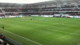 Premiär Avspark - Guldfågeln Arena