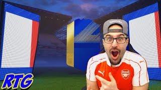 GIVE US THE GOAT!! GUARANTEED LA LIGA TOTS! - FIFA 18 Ultimate Team #202 RTG