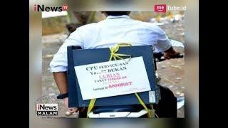 Unik!! Beri Sindiran Pembakar Zoya, Para Pengendara Menulisi Barang Bawaannya - iNews Malam 10/08