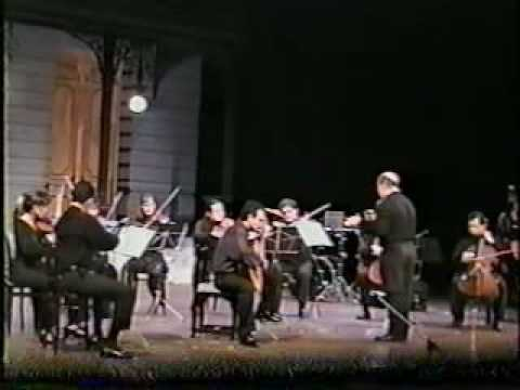 Rafael Padron  - Beatles Concerto pt. 1: Eleanor Rigby