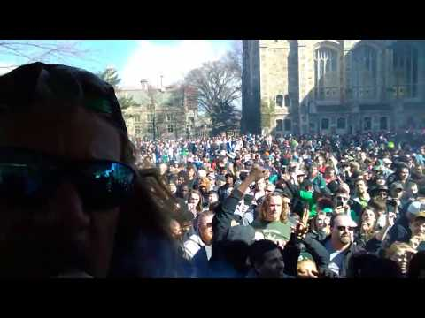 Hash bash ann arbor Michigan 2017 420 spark up