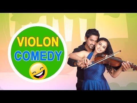 Violin Full Comedy