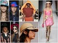 2019 Spring\Summer Hat Trends For Womens