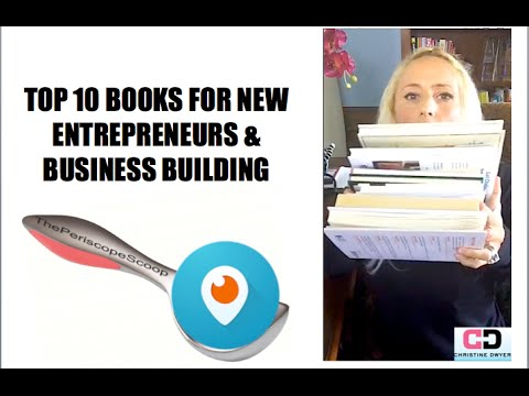 TOP 10 MUST READ BOOKS FOR YOUR BUSINESS