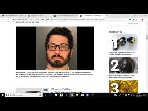 Antifa Leader Joseph Alcoff Arrested For Attacking Robbing Marine Reservists Philadelphia Youtube Alcoff no longer dougherty didn't answer whether alcoff had been fired or resigned. youtube