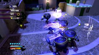Sonic Unleashed (360) Quick Play (Sonic Month)