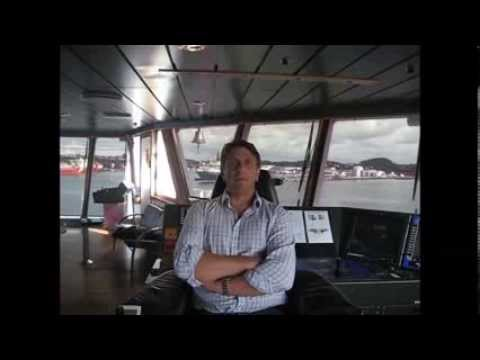 Captain's feedback: PSV and X-BOW vessel 'Bourbon Monsoon'