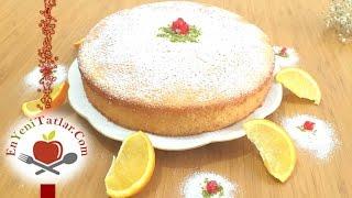 Portakallı Kek | Portakallı Kek Tarifi | Portakallı Kek Nasıl Yapılır